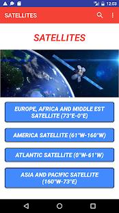 Satellites - náhled