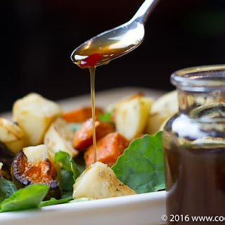 Oil Free Asian Salad Dressing.