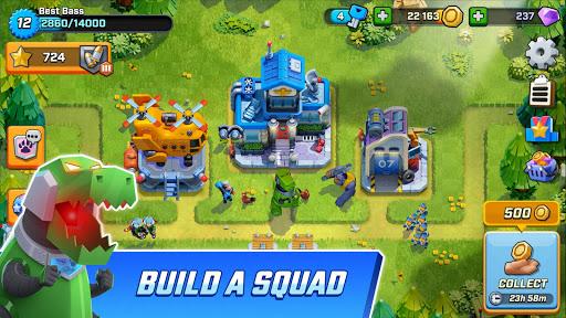 Rush Wars screenshot 1