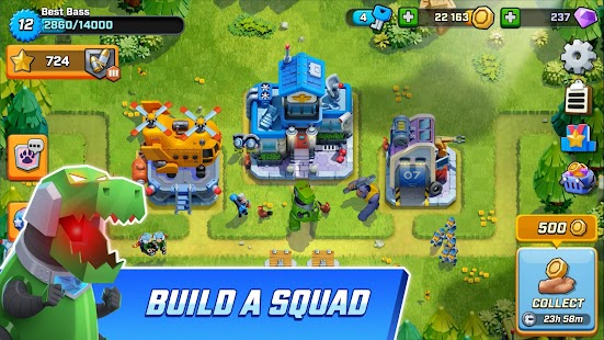 Rush Wars Screenshot