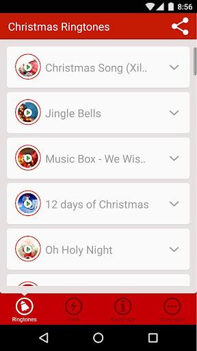 圣诞歌曲 手机铃声