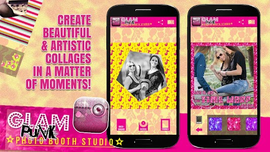 Glam Girl Photo Booth Studio screenshot 3
