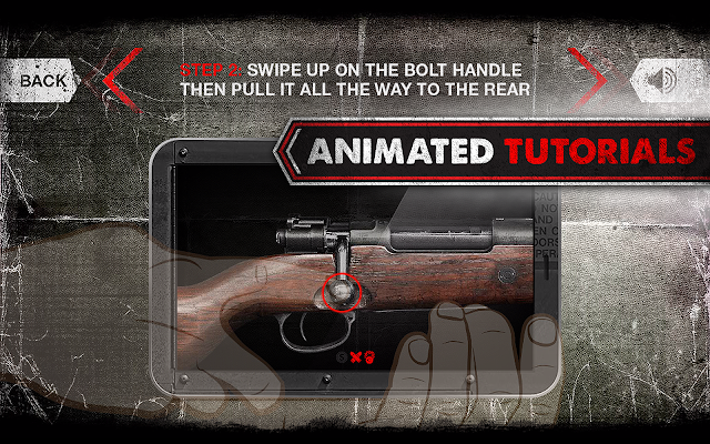 Weaphones™ WW2: Firearms Sim Screenshot Image