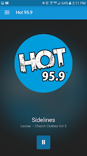 Z88.3 Radio- screenshot thumbnail