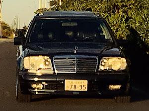 Eクラス ステーションワゴン W124 '95 E320T LTDのカスタム事例画像 oti124さんの2019年10月24日22:01の投稿