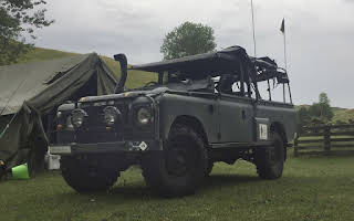 Landrover Stage1 V8 Rent Bay of Plenty