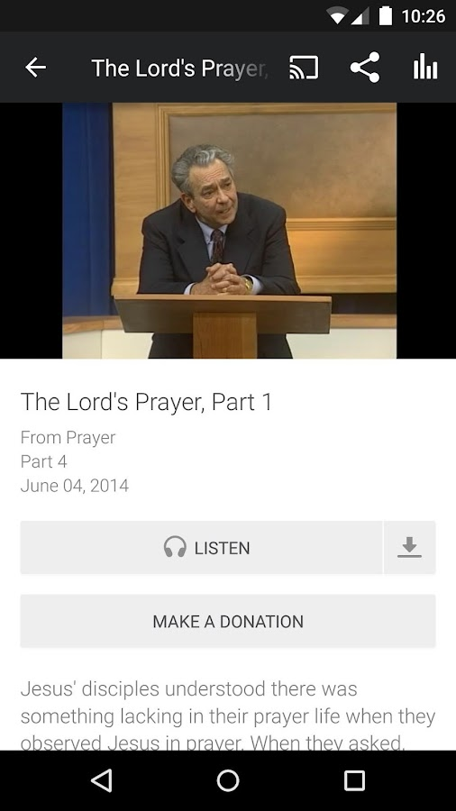 Ligonier Ministries- screenshot