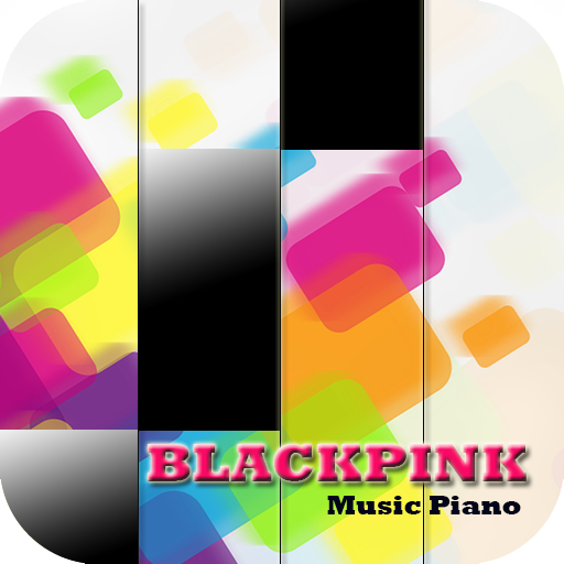 Black Pink Piano Game (game)