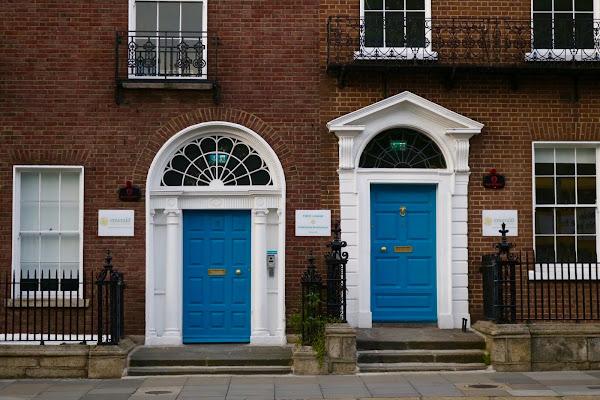 Porte georgiane a Dublino  di michimotta