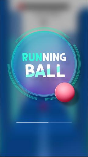 런닝볼 - 무제한 블록 피하기 게임 이미지[1]