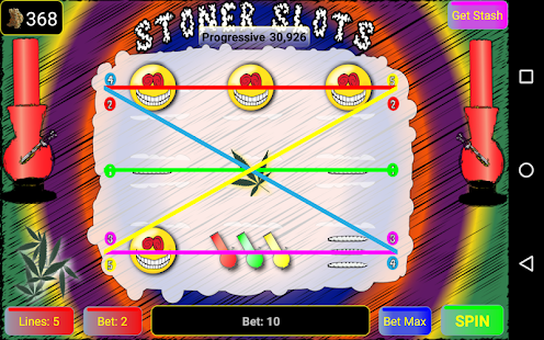 Stoner Slots: Progressive Weed- screenshot thumbnail