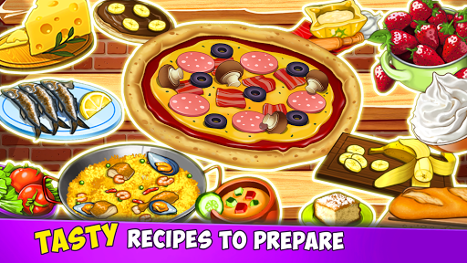 Tasty Chef - Cooking Games 2020 in a Crazy Kitchen apkpoly screenshots 6