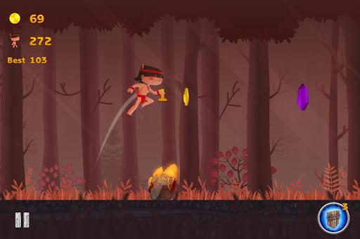 Ormandan Kaçış