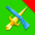 Origami Weapons Guide: How To Make Paper Crafts icon
