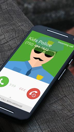 Fake call police - prank ss1