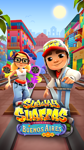 Subway Surfers screenshot 17