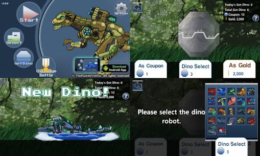 Dino Robot Battle Field 3.31.4 Android Mod APK 3