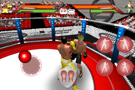 Game Virtual Boxing 3D Game Fight APK for Windows Phone