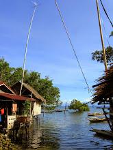 Photo: Punta Lauis harbor