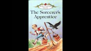 Ladybird's Well Loved Tales: The Sorcerer's Apprentice - YouTube