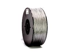 Silver PRO Series PLA Filament - 1.75mm (10lb)