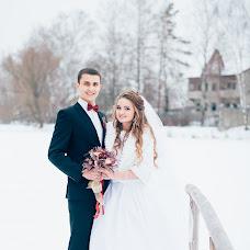 Wedding photographer Elena Ryabukhova (Mathreshka). Photo of 03.02.2017