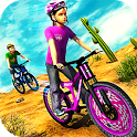 Mountain Climb Bicycle Rider icon
