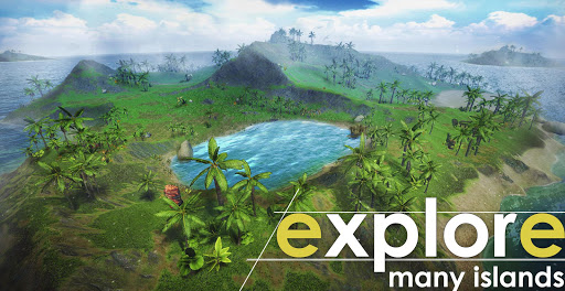 Code Triche Survival Island: EVO – Survivor building home  APK MOD (Astuce) screenshots 1