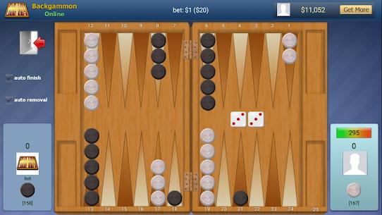 Backgammon Online – Free Board Game 1