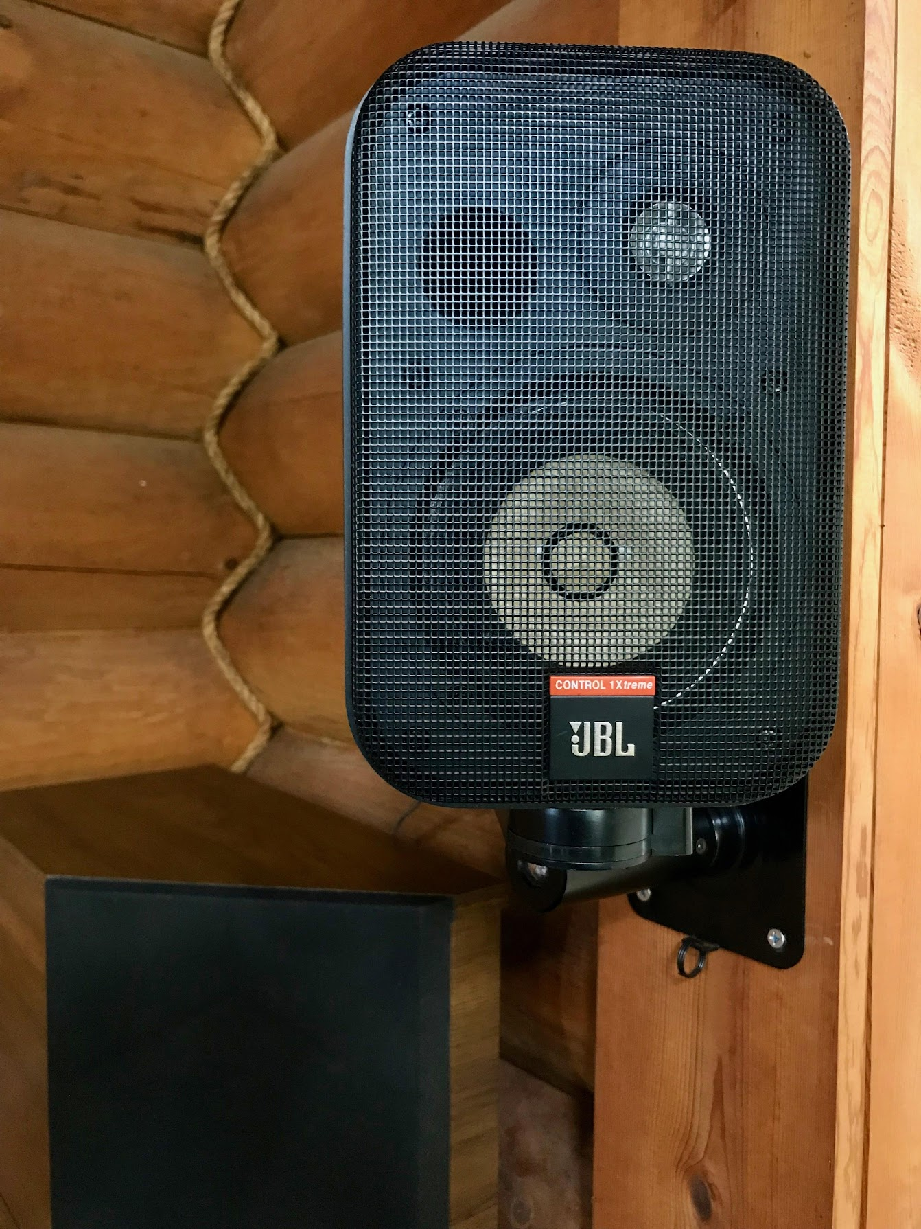 JBL Control 1Xtreme as TV Speakers — Part 4 – Monomaniac Garage