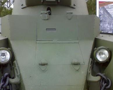 Tank BT 7M Jigsaw Puzzles - náhled