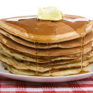 Pineapple Pancakes.