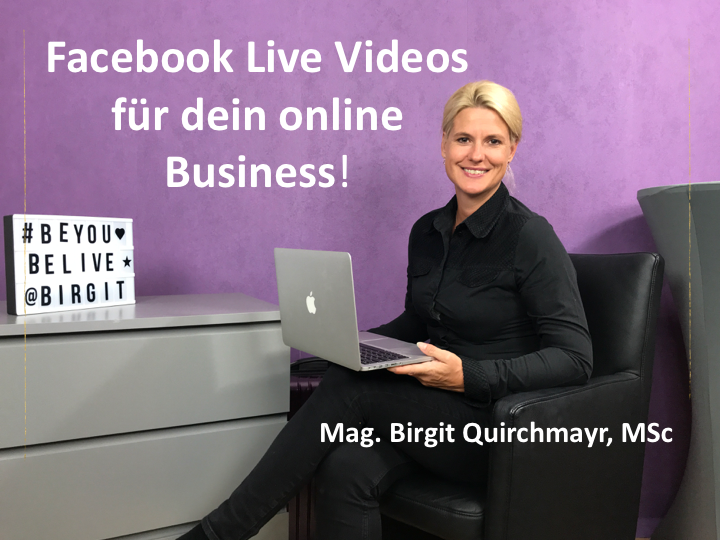 Facebook Live Video Tools – Teil 1: Dein Smartphone