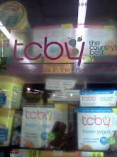 Photo: I didn't make a list for this trip.  We were after one thing...TCBY frozen yogurt.