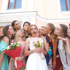 Wedding photographer Inna Guseva (innaguseva). Photo of 26.08.2017
