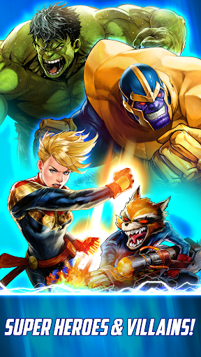 MARVEL Battle Lines 2.3.0 Cheat screenshots 1