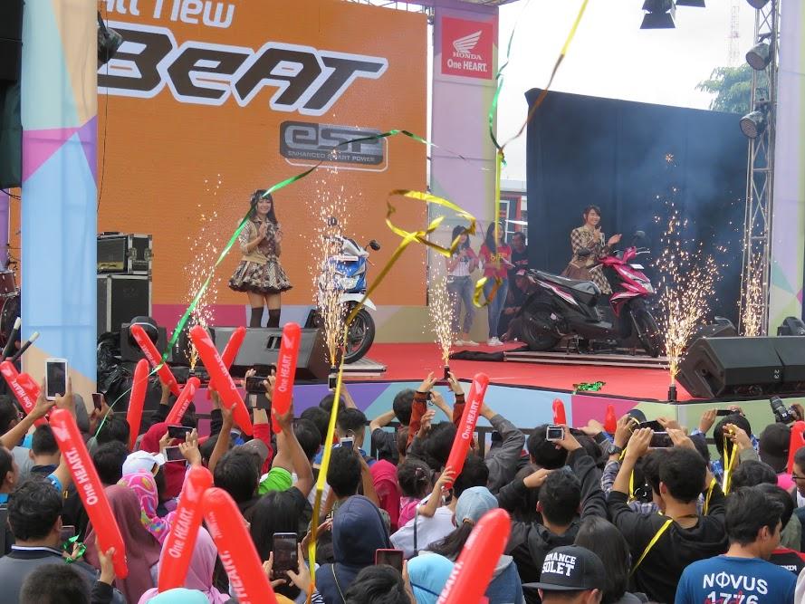 Astra Motor Yogyakarta Gelar Pesta BeAT