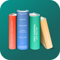 PocketBook reader  - pdf, epub, fb2, mobi, audio icon