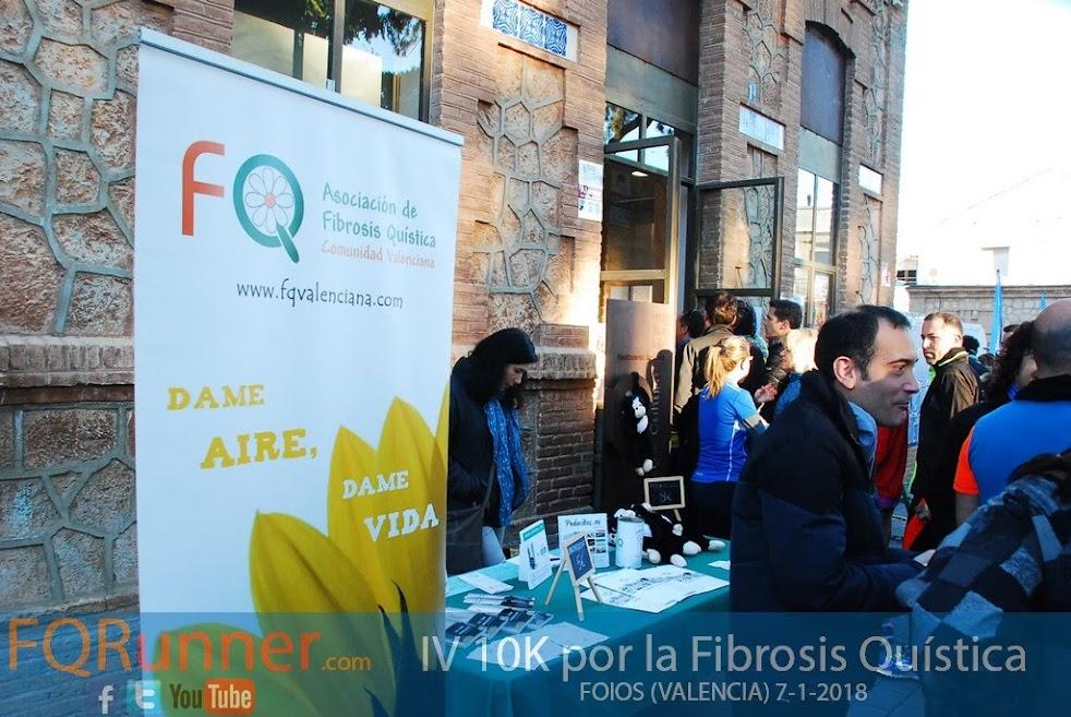 Fotos IV 10K por la Fibrosis Quística Foios 2018