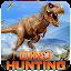 دينو هنتر قناص 3D: الديناصور مجانا FPS اطلاق النار icon