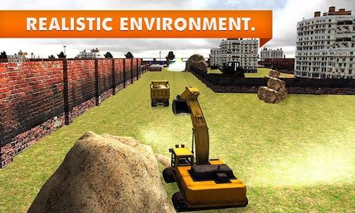Sand-Excavator-Truck-Simulator 4