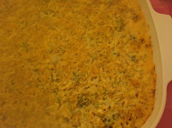 Green Rice Caserole Recipe
