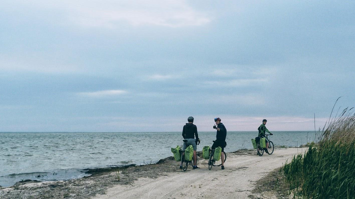 Станицы-закаты, лиманы-проколы. На велосипедах из Краснодара в Ростов