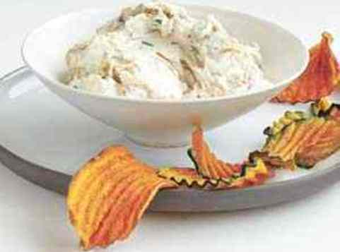 Carmelized Onion Dip Recipe