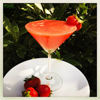 Frozen Strawberry Daiquiri.