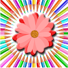 Flower Colouring Book For Kids