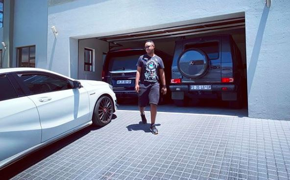 DJ Shimza: The things that matter in life are things that ...Dj Shimza On Decks