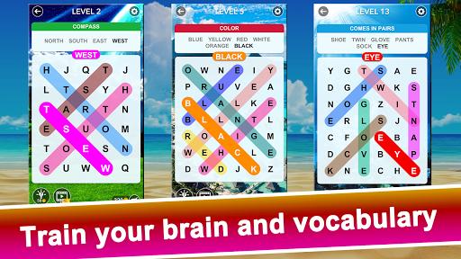 Word Search : Find Hidden Word Game  screenshots 4