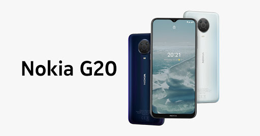 Nokia G20 with Helio G35 and 48MP Camera Launched in Nepal