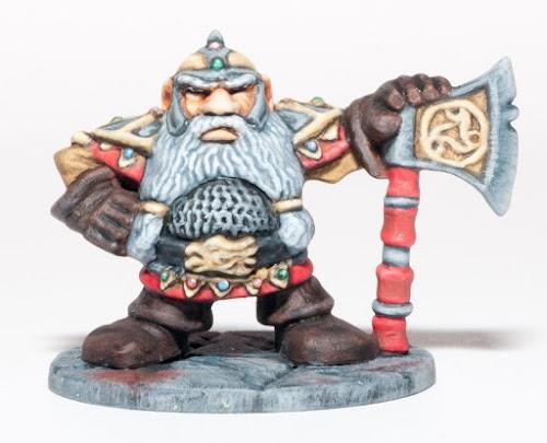 Heroquest Dwarf